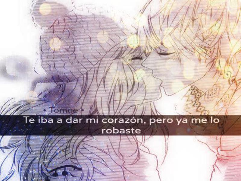 Frases Bonitas Y Romanticas De Besos Con Amor