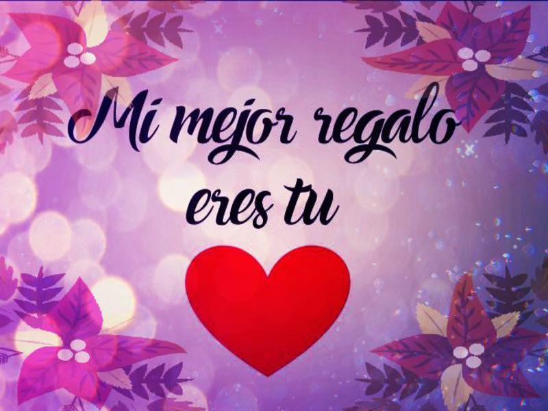 Palabras De Amor Con Dibujos De Amor: Frases Romanticas Para Los Romanticos